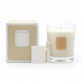 bougie parfumée made in france vanille en cire végétale