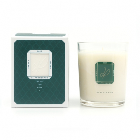 scented candle Pines - made in France