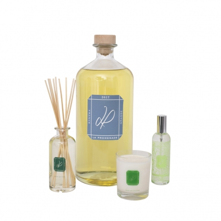 In the oriental roses - reed diffuser XXL