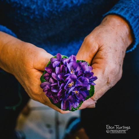 Bouquet de violettes | Parfums La Promenade