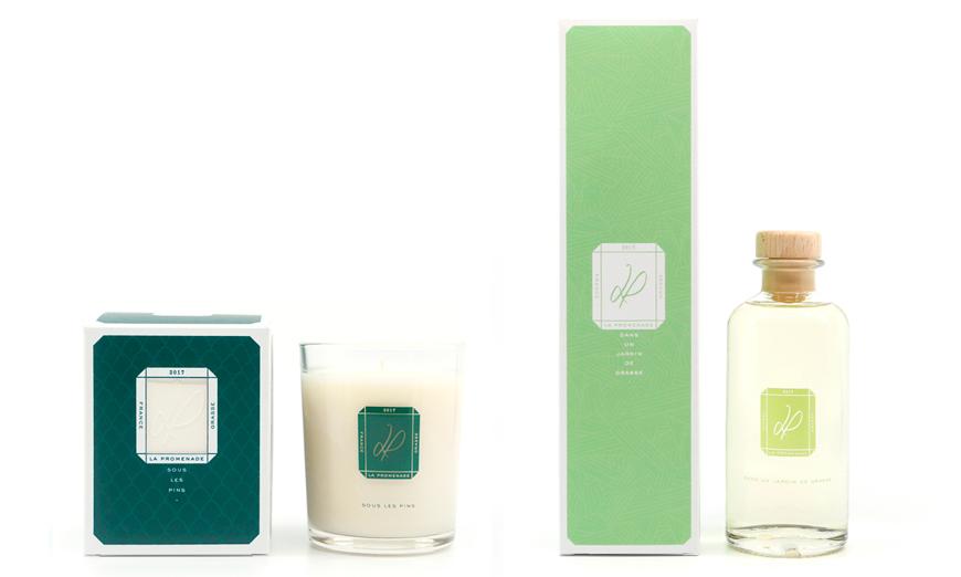 bougie parfumee