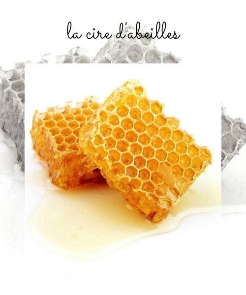 La cire d'abeille une cire animale pour la fabrication des bougies
