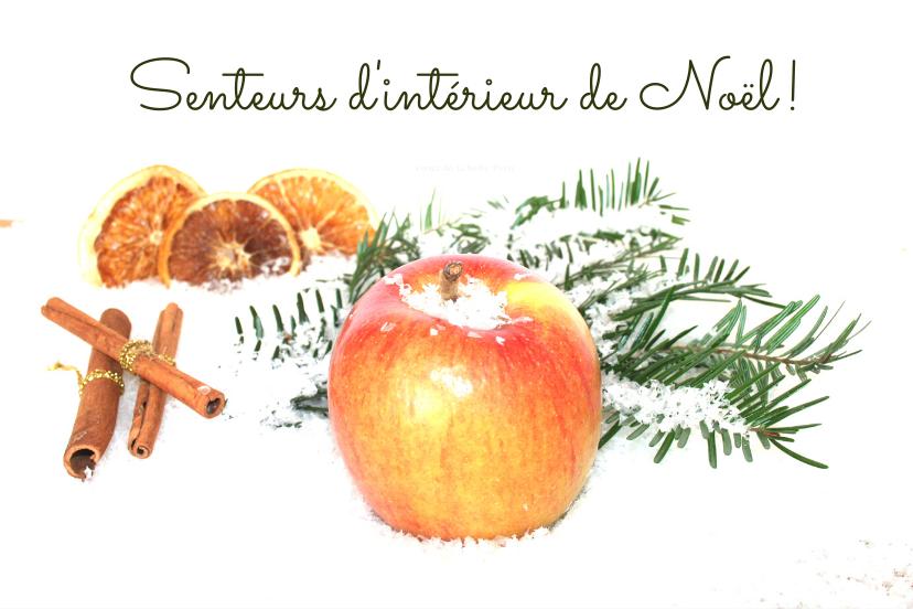 Quelles senteurs parfumées pour votre intérieur à Noël ?
