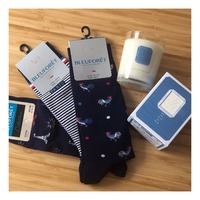 🌟 SUPER JEU CONCOURS 🌟⁠ ⁠ Pour vous gâter lors de la rentrée, nous nous sommes associés avec une marque 100% française que vous connaissez sûrement, il s'agit de @bleuforet ! ⁠ ⁠ Spécialisée dans la production de chaussettes et de collants, cette marque ne propose pas seulement des produits de qualité fabriqués dans nos montagnes les Vosges, mais des accessoires qui subliment les jambes et habillent une tenue ✨ ⁠ ⁠ Tentez de remporter un lot d'une bougie de La Promenade et de 3 paires de chaussettes Bleuforêt 🎁⁠ ⁠ Pour participer, il vous suffit de :⁠ ⁠ 1️⃣ Suivre @la_promenade_parfums et @bleuforet⁠ 2️⃣ Liker ce post⁠ 3️⃣Mentionner 2 amis ⁠ 1 commentaire = 1 participation, n'hésitez pas à commenter plusieurs fois !⁠ ⁠ Bonus : partagez ce post en story pour doubler vos chances !💫⁠ ⁠ Tirage au sort le jeudi 3 septembre, bonne chance à tous 🍀⁠ ⁠ ⁠ 🌟 SUPER CONTEST 🌟⁠ ⁠ To spoil you at the beginning of the new school year, we have partnered with a 100% French brand that you surely know, it's @bleuforet! ⁠ ⁠ Specialized in the production of socks and tights, this brand does not only offer quality products made in our mountains the Vosges, but also accessories that sublimate legs and dress an outfit ✨ ⁠ ⁠ Try to win a prize of a La Promenade candle and 3 pairs of Bleuforêt socks 🎁⁠ ⁠ To participate, all you have to do is :⁠ ⁠ 1️⃣ Follow @la_promenade_parfums and @bleuforet⁠ 2️⃣ Like this post⁠ 3️⃣Mention 2 friends ⁠ 1 comment = 1 participation, feel free to comment several times!⁠ ⁠ Bonus : share this post as a story to double your chances !💫⁠ ⁠ Draw on Thursday 3rd September, good luck to all 🍀⁠ ⁠ ⁠ ⁠  #concours #giveaway #lapromenade #bleuforet #madeinfrance #jeuconcours #contest #concoursinstagram #france