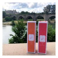 🇫🇷 La Promenade en voyage 🌍  Carcassonne, cité médiévale emblématique ✨  Pénétrez les murs d'enceintes et parcourez les ruelles chargées  d'histoire...🕊  Voyagez à travers le temps et soyez transportés au temps des chevaliers ⚔️  #carcassonne #lapromenade #voyage #summer #medieval #trip #holidays