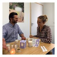 """On adore l'engouement que vous portez à notre nouvelle senteur Sous la Pluie.😍  Pour vous remercier, on vous offre un code de -20% sur la gamme jusqu'au 31 octobre ✨🎉   Utilisez le code «SLP20» 🌟  We love your enthusiasm for our new scent Sous la Pluie.😍  To thank you, we offer you a 20% off code on the range until October 31st ✨🎉   Use the code """"SLP20"""" 🌟  #lapromenade #newscent #candles #bougiesparfumées #interiordesign #france #cadeau #merci #offrespeciale #offre"""